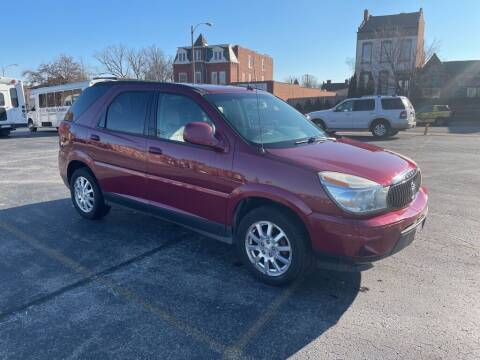 2006 Buick Rendezvous for sale at DC Auto Sales Inc in Saint Louis MO