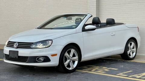 2012 Volkswagen Eos for sale at Carland Auto Sales INC. in Portsmouth VA