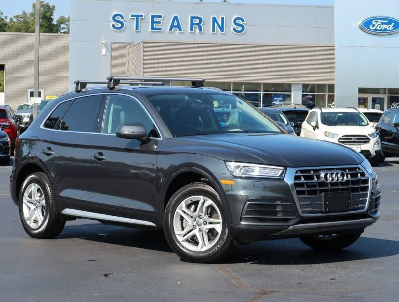 2019 Audi Q5 for sale at Stearns Ford in Burlington NC