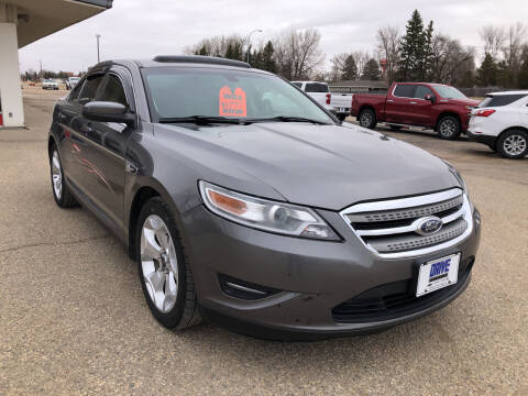 2011 Ford Taurus for sale at Drive Chevrolet Buick Rugby in Rugby ND
