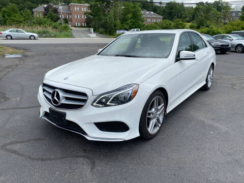 2016 Mercedes-Benz E-Class for sale at Turnpike Automotive in North Andover MA
