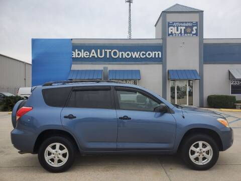 2008 Toyota RAV4 for sale at Affordable Autos in Houma LA