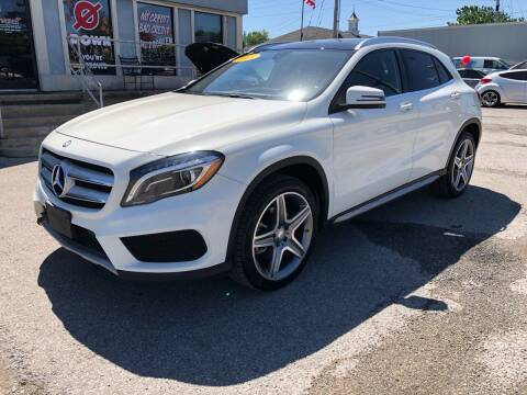 2015 Mercedes-Benz GLA for sale at Bagwell Motors Springdale in Springdale AR