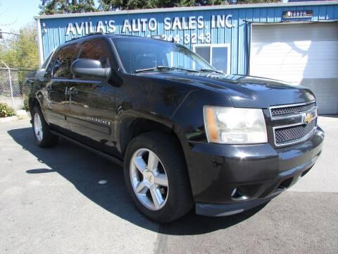 2007 Chevrolet Avalanche for sale at Avilas Auto Sales Inc in Burien WA