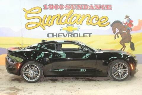 2020 Chevrolet Camaro for sale at Sundance Chevrolet in Grand Ledge MI