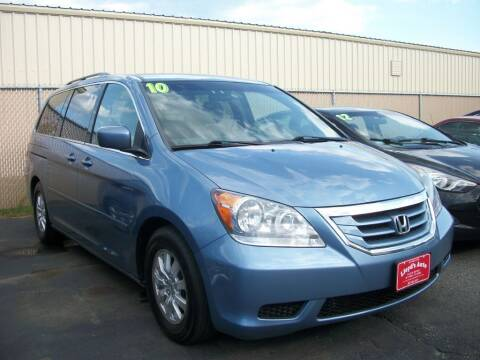 2010 Honda Odyssey for sale at Lloyds Auto Sales & SVC in Sanford ME