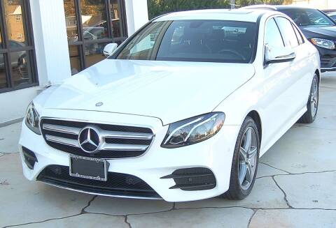 2017 Mercedes-Benz E-Class for sale at Avi Auto Sales Inc in Magnolia NJ
