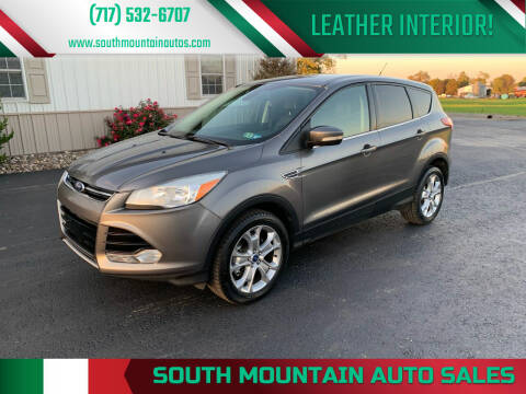 2013 Ford Escape for sale at SOUTH MOUNTAIN AUTO SALES in Shippensburg PA