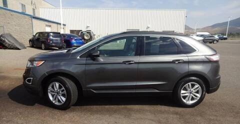 2016 Ford Edge for sale at FAST LANE AUTOS in Spearfish SD