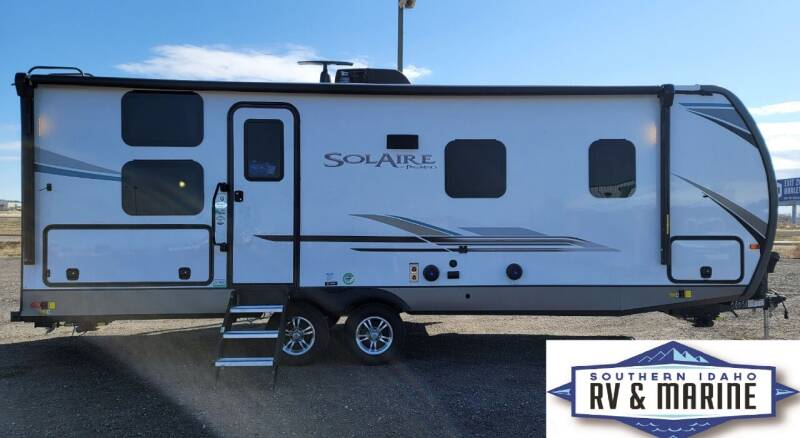 2021 Forest River SOLAIRE 243BHS for sale at SOUTHERN IDAHO RV AND MARINE in Jerome ID