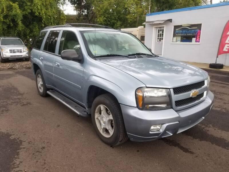 2006 Chevrolet TrailBlazer for sale at Premier Automotive Sales LLC in Kentwood MI