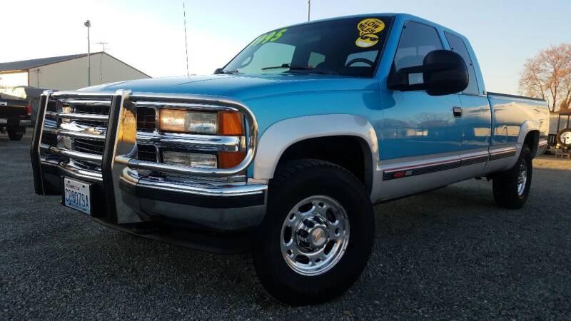 1995 Chevrolet C/K 2500 Series for sale at J.K. Thomas Motor Cars in Spokane Valley WA