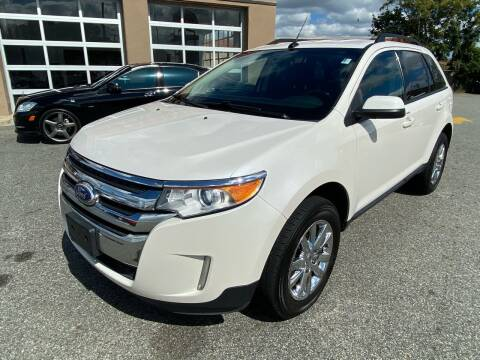 2014 Ford Edge for sale at MAGIC AUTO SALES - Magic Auto Prestige in South Hackensack NJ