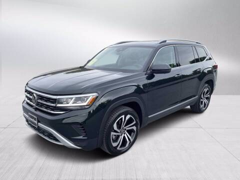 2021 Volkswagen Atlas for sale at Fitzgerald Cadillac & Chevrolet in Frederick MD