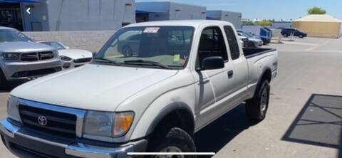 1999 Toyota Tacoma for sale at EV Auto Sales LLC in Sun City AZ