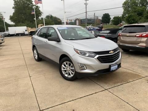 2019 Chevrolet Equinox for sale at Ganley Chevy of Aurora in Aurora OH