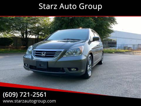 2008 Honda Odyssey for sale at Starz Auto Group in Delran NJ