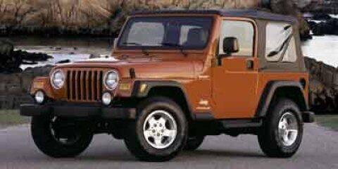 2003 Jeep Wrangler for sale at DAVID McDAVID HONDA OF IRVING in Irving TX