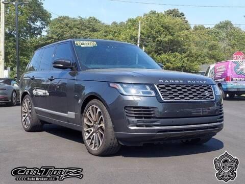 2019 Land Rover Range Rover for sale at Distinctive Car Toyz in Egg Harbor Township NJ