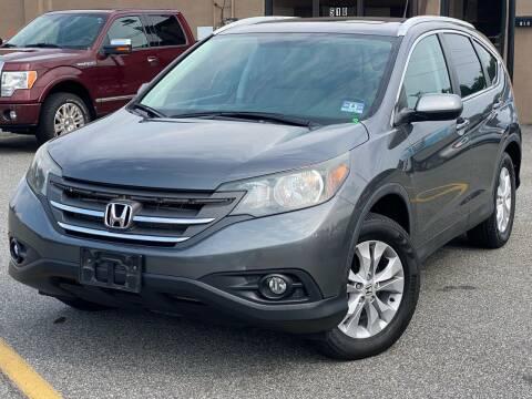 2014 Honda CR-V for sale at MAGIC AUTO SALES - Magic Auto Prestige in South Hackensack NJ