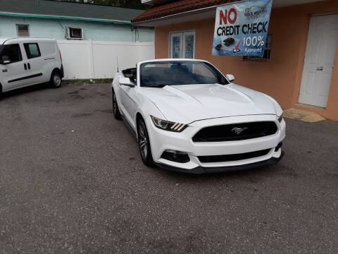 2016 Ford Mustang for sale at Gold Motors Auto Group Inc in Tampa FL