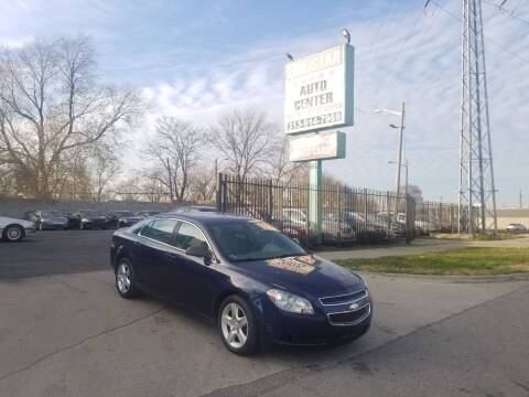 2010 Chevrolet Malibu for sale at Five Star Auto Center in Detroit MI
