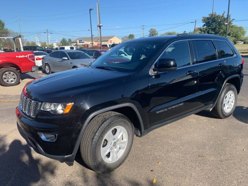 2017 Jeep Grand Cherokee for sale at A 1 Motors in Monroe MI