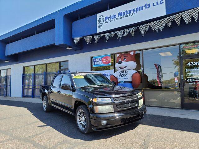 2009 Chevrolet Colorado for sale at Pride Motorsports LLC in Phoenix AZ