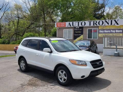 2008 Hyundai Santa Fe for sale at Auto Tronix in Lexington KY