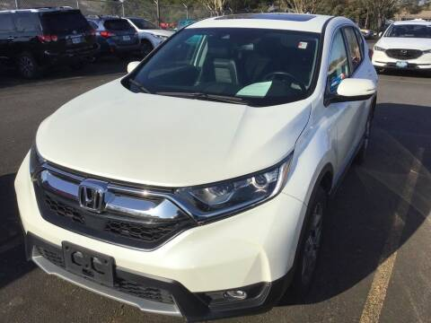 2018 Honda CR-V for sale at Royal Moore Custom Finance in Hillsboro OR