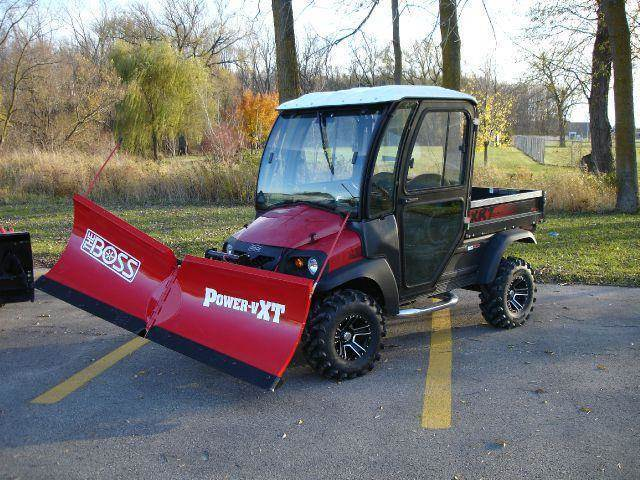 """2018 The Boss 6'6"""" V-Plow for sale at Jim's Golf Cars & Utility Vehicles - Reedsville Lot in Reedsville WI"""