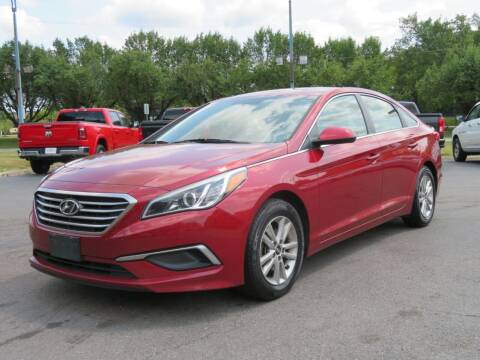 2016 Hyundai Sonata for sale at Low Cost Cars North in Whitehall OH
