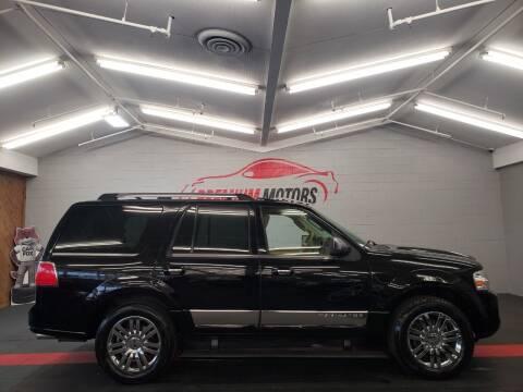 2009 Lincoln Navigator for sale at Premium Motors in Villa Park IL