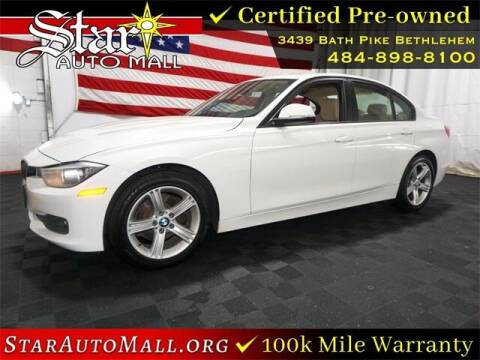 2013 BMW 3 Series for sale at STAR AUTO MALL 512 in Bethlehem PA