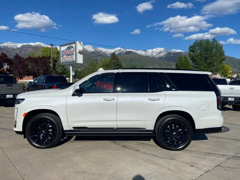 2021 Cadillac Escalade for sale at Haacke Motors in Layton UT