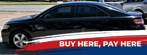 2011 Toyota Camry for sale at Square 1 Auto Sales in Commerce GA
