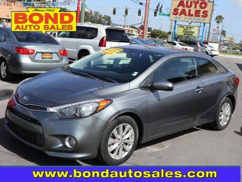 2016 Kia Forte Koup for sale at Bond Auto Sales in St Petersburg FL