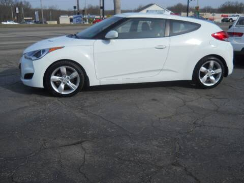 2013 Hyundai Veloster for sale at Hern Motors - 111 Hubbard Youngstown Rd Lot in Hubbard OH