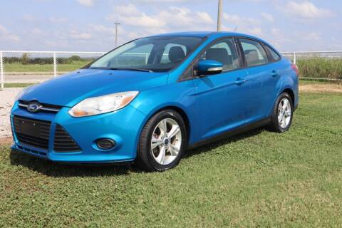2014 Ford Focus for sale at Liberty Truck Sales in Mounds OK