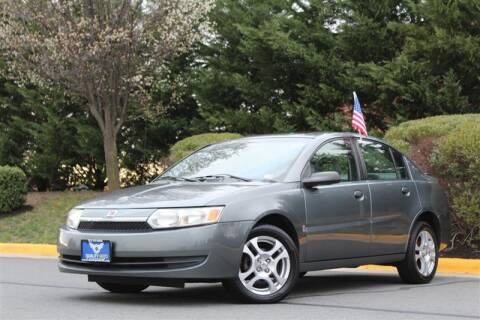 2004 Saturn Ion for sale at Quality Auto in Sterling VA