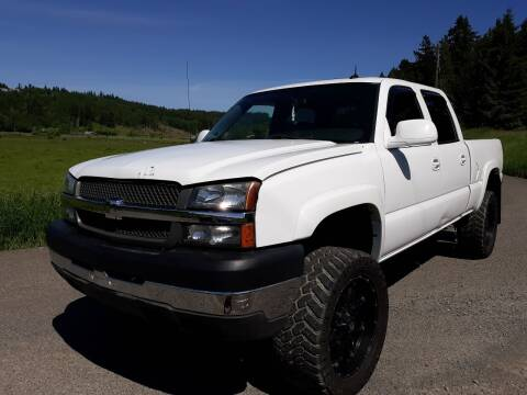 2004 Chevrolet Silverado 2500 for sale at State Street Auto Sales in Centralia WA