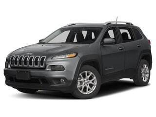 2017 Jeep Cherokee for sale at Griffeth Mitsubishi - Pre-owned in Caribou ME