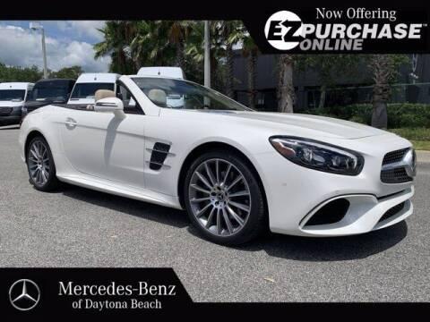 2019 Mercedes-Benz SL-Class for sale at Mercedes-Benz of Daytona Beach in Daytona Beach FL
