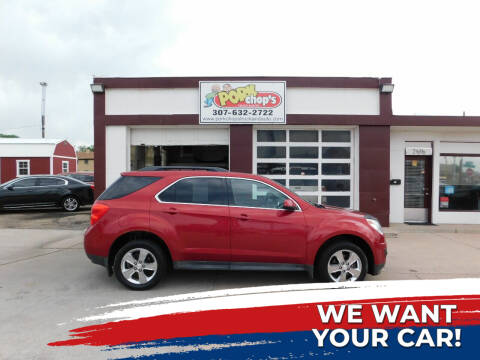 2013 Chevrolet Equinox for sale at Pork Chops Truck and Auto in Cheyenne WY