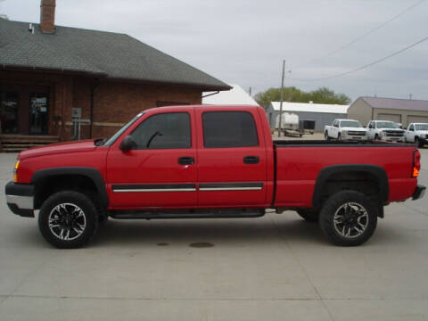 2006 Chevrolet Silverado 2500HD for sale at Quality Auto Sales in Wayne NE