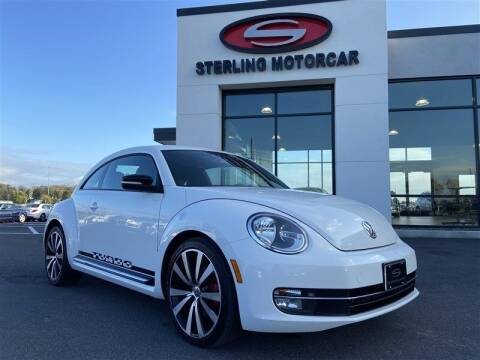 2012 Volkswagen Beetle for sale at Sterling Motorcar in Ephrata PA