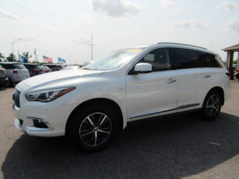 2018 Infiniti QX60 for sale at Import Motors in Bethany OK