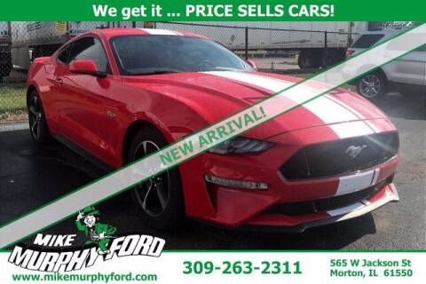 2019 Ford Mustang for sale at Mike Murphy Ford in Morton IL