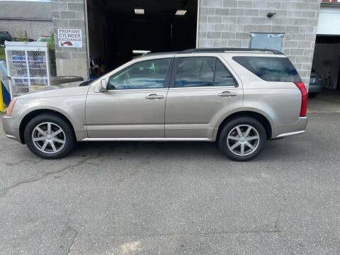 2004 Cadillac SRX for sale at Pafumi Auto Sales in Indian Orchard MA