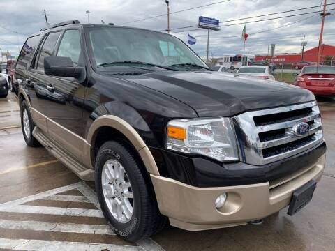 2013 Ford Expedition for sale at JAVY AUTO SALES in Houston TX